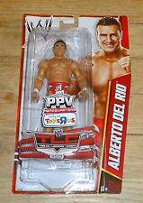 2013 WWE WWF Mattel Alberto Del Rio Wrestling Figure MOC TLC Series TRU Impact