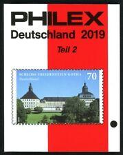 Philex Katalog 2019 Deutschland Teil 2 Neu