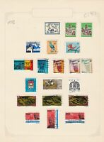 south african 1972 stamps page ref 17918