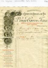 Dépt 42 St Etienne 27 Rue de la République - Armes de Chasse Verney-Carron 1899