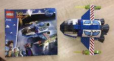 Lego 7593 Toy Story Buzz's spaceship no figures