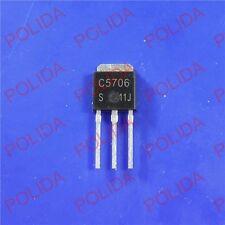 10PCS NPN Transistor SANYO/ON TO-251 2SC5706-E 2SC5706-H 2SC5706 C5706
