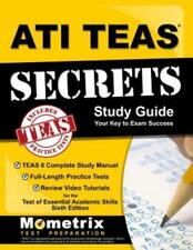 ATI Teas 6 Secrets Study Guide & Practice Tests by MOMETRIX 2017