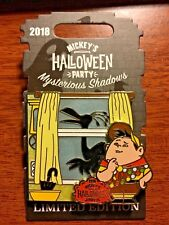 Mickey's Halloween Party 2018 Pin RUSSELL MYSTERIOUS SHADOWS  LE4000