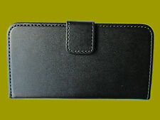 Iphone 4 / 4G / 4S Leather Wallet / Stand  Case