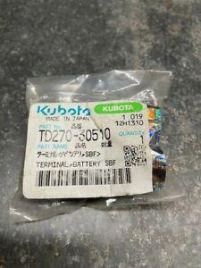 L Series kubota Tractor Battery SBF Terminal TD270-30510