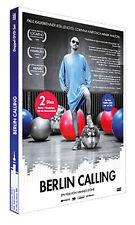 """Paul Kalkbrenner """"berlin calling"""" Deluxe Edition 2DVD NEU Kult-Film Techno-Szene"""