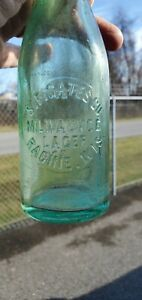 Collectible antique bottles pre-1900