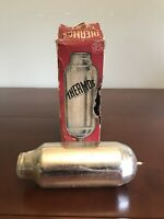 VINTAGE THERMOS REPLACEMENT FILLER 22F ORIGINAL BOX GLASS INSERT