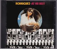 Rodriguez - At His Best - CD (Blue Goose RCA VPCD6768 1986 Australia)