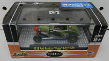 1932 32 ROADSTER HOT RAT ROD CHIP FOOSE 9-32 FORD WALMART GREEN 13-07 1/64 M2