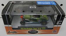 1932 32 ROADSTER HOT RAT ROD CHIP FOOSE 9-32 FORD WALMART GREEN 13-07 1/64 M2