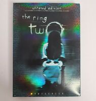 The Ring Two (DVD, 2005, Unrated Full Frame) 2