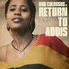 Dub Colossus - Return To Addis (NEW CD EP)