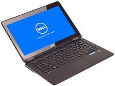 "Dell Latitude E7250 Notebook 12"" FHD-Touch 8GB DDR3 256GB SSD 4G WWAN"