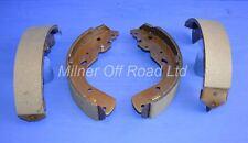 Brake Shoes Rear (4) for Ford Ranger Pickup 16v 2006-> 2.5td 4x4