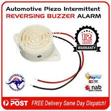 Reversing Warning Buzzer- Intermittent beep - suits 6V, 12V, 24V DC vehicles