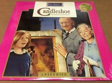 CANDLESHOE LASERDISC Jodie Foster  David Niven  Helen Hayes SEALED BRAND NEW
