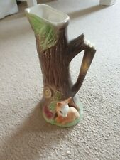 Eastgate Pottery Fauna Tall Vase (961)