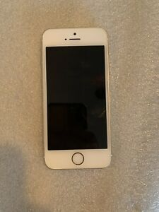 Apple iPhone 5s - 16GB - Gold UNTESTED
