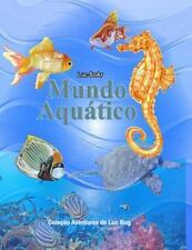 As Aventuras de Bug Grampa: Mundo Aquatico : Livro para Colorir - Todas As...