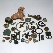 Stunning Lot Of Various Ages Cultures And Materials Artifacts