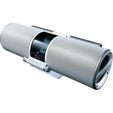 JVC RVS1W Portable Boomblaster Avec Alimenté Woofer Système-Blanc NEUF