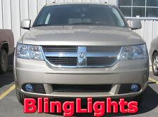 2009-2011 Dodge Journey Xenon Halogen Fog Lamps Lights Lamp Light 09 10 11 Kit