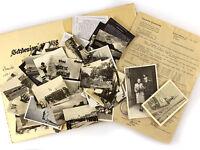1937 German Battle Ship Schlesien America Tour Casualty Photos