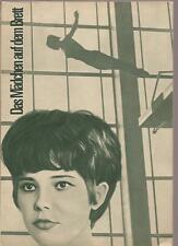 Progress Filmprog. Nr. 17/67 Das Mädchen auf dem Brett