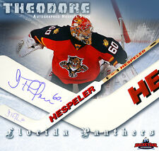 JOSE THEODORE Signed Hespeler Goalie Stick - Florida Panthers