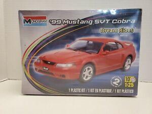 Monogram Dream Rides '99 Mustang SVT Cobra Model Kit 1/25 **FACTORY SEALED KIT**