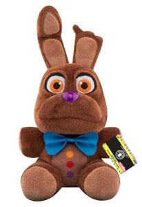 Five Nights at Freddy's - Bonnie Chocolate US Exclusive Plush [RS]-FUN54297-F...