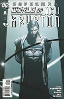 Superman Comic 5 World Of New Krypton Cover A Gary Frank First Print 2009 DC