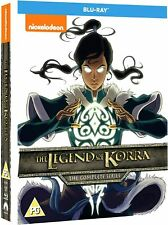 The Legend of Korra: The Complete Series (Box Set) [Blu-ray]
