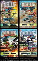 Superman & Batman: Generations II 1 2 3 4 Complete Set Run Lot 1-4 VF/NM