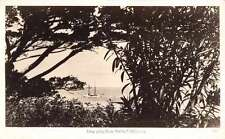 Baie Nelle New Caledonia Une jolie Scenic View Real Photo Postcard J61439