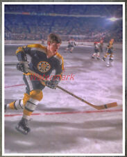 Nhl Boston Bruins Bobby Orr Art Print Game Action Color 8 X 10 Photo Picture