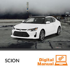Scion - Service and Repair Manual 30 Day Online Access
