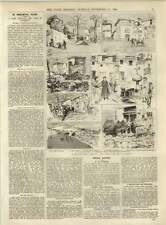 1891 l'Espagne médiévale Ride Through Vera de Plasencia rapports de police