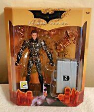 2005 Sdcc Comic Con Exclusive Batman Begins *Unmasked* Bruce Wayne Figure Nice!