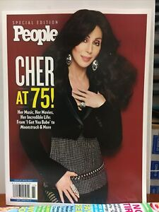 PEOPLE SPECIAL EDITION 2021 CHER AT 75