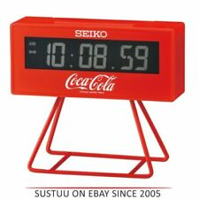 Sveglie e radiosveglie rossi digitale con timer