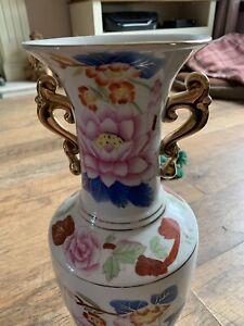floor standin ceramic  vase