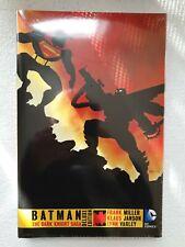 Batman The Dark Knight Returns Deluxe edition (HC New