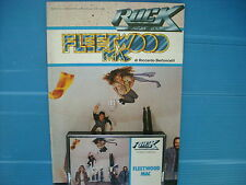 FLEETWOOD MAC  MUSICASSETTA K7 TAPE++BOOK STORIA DEL ROCK