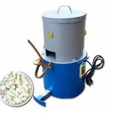 220V Electric Household and Commercial Garlic Peeler Peeling Machine 150W 20KG/h