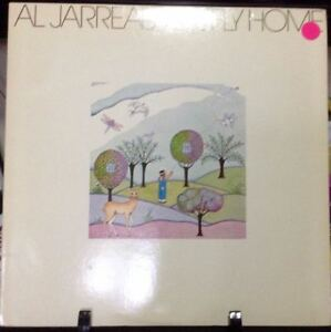 AL JARREAU All Fly Home Album Released 1978 Vinyl/Record  Collection US pressed