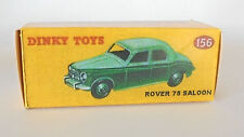 REPRO BOX DINKY n. 156 ROVER 75 Saloon