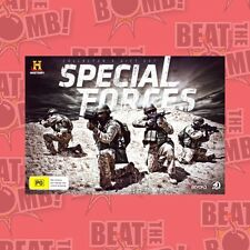Special Forces (Collector's Gift Set) (History)  - DVD - NEW Region 4